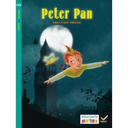 Peter Pan - Album 5 - Ribambelle CE2 - Série Turquoise - 2017 - Hatier