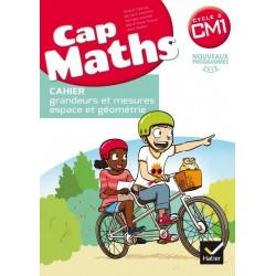 Cap Maths CM1 - Cahier de géométrie - 2017 - Hatier