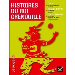 Facettes CM1- Album 4 - Histoires du Roi Grenouille - Hatier