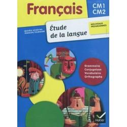 Français étude de la langue CM1/CM2 - Manuel + Mémo - 2011 - Hatier