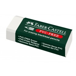 Gomme Faber Castell Vinyle sans PVC
