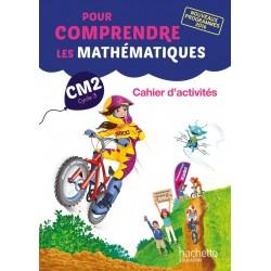 Pour comprendre les mathématiques CM2 - Cahier d'activités géométriques - 2017 - Hachette