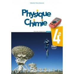 Physique - Chimie 4e - Cycle 4 - Manuel - 2017 - Hachette