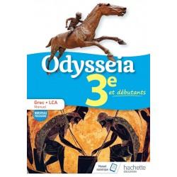 Odysseia 3e - Grec - Manuel - 2018 - Hachette