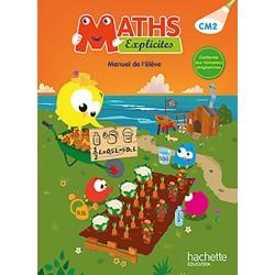 Maths Explicites CM2 - Manuel - 2016 - Hachette