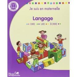 Je suis en maternelle - GS - Langue - Dire - Lire - Ecrire - Hatier