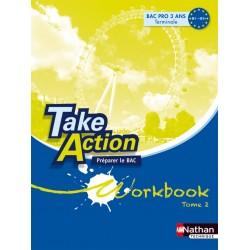Take Action - 2e / 1e / Term Bac Pro - Workbook Tome 2 - 2011 - Nathan