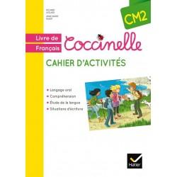 Coccinelle CM2 - Cahier d'activités - 2016 - Hatier