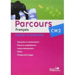 Parcours CM2 - Cahier d'activités (Expression Orale) - Hatier
