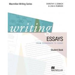 Writing Essays - Macmillan writing series - Macmillan