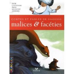 Facettes CM2 - Album 1 - Malices et facéties, contes et fables de sagesse - Hatier