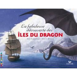 Facettes CM2 - Album 4 - La fabuleuse découverte des îles du Dragon - Hatier