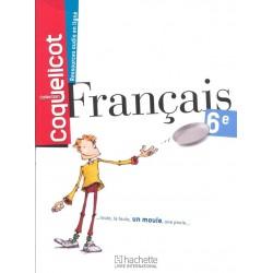 Coquelicot 6ème - Manuel - 2013 - Hachette