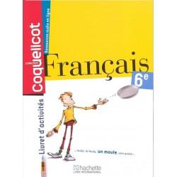 Coquelicot 6ème - Livret d'activités - 2013 - Hachette