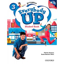 Everybody Up Level 3 - Student Book - Second Edition - 2016 - Oxford