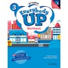 Everybody Up Level 3 - Workbook - Second Edition - 2016 - Oxford