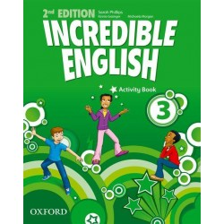 Incredible English 3 - Activity Book - Second Edition - 2012 - Oxford