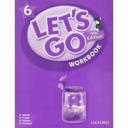 Let's Go 6 - Workbook - Fourth Edition - 2011 - Oxford