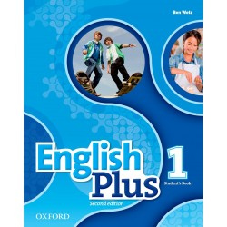 English Plus Level 1 - Student Book - Second Edition - 2016 - Oxford