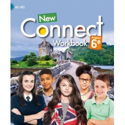 New Connect 6ème - Anglais - Workbook - 2015 - Hachette