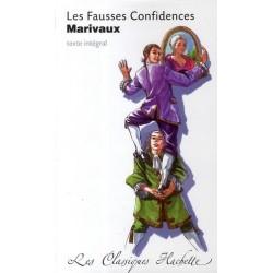 Les Fausses Confidences - Les Classiques Hachette