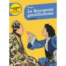 Le Bourgeois gentilhomme - Classiques & Cie Collège - Hatier