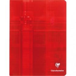 Cahier Clairefontaine 144 pages - 17x22 - Piqué- 90g - Petits carreaux