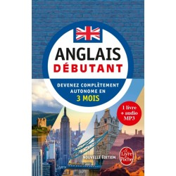 Anglais - Débutant - Le livre de poche