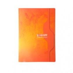 Cahier Calligraphe 192 pages - A4 - 70g - Piqué - Grands Carreaux