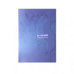Cahier Calligraphe 192 pages - A4 - 70g - Piqué - Petits Carreaux