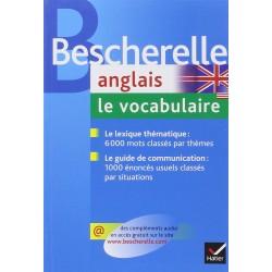 Bescherelle - Anglais : le vocabulaire - Hatier