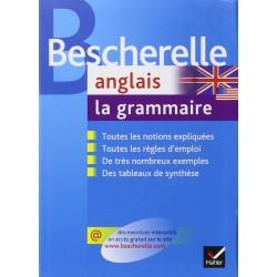 Bescherelle - Anglais : la grammaire - Hatier