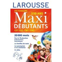 Dictionnaire Larousse Maxi Débutants - Larousse