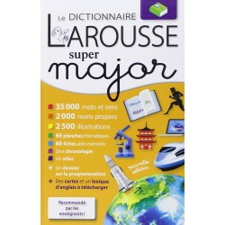 Dictionnaire Larousse Super Major - Larousse