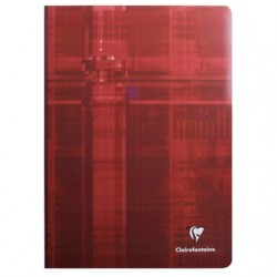 Cahier Brochure Clairefontaine 192 pages - A4 - 90g - Petits carreaux