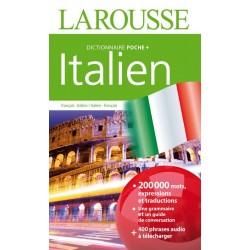 Dictionnaire Larousse Poche Plus - Français - Italien