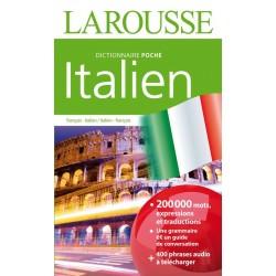 Dictionnaire Larousse Poche - Français - Italien