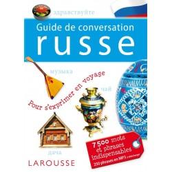 Guide de conversation Russe - Larousse