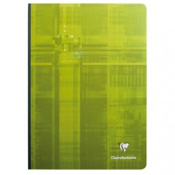 Cahier Brochure Clairefontaine 288 pages - A4 - 90g - Petits carreaux