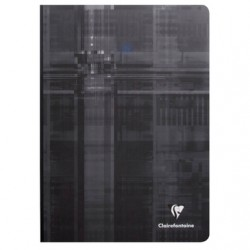 Cahier Brochure Clairefontaine 384 pages - A4 - 90g - Grands carreaux