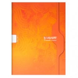 Cahier Calligraphe 48 pages - 24*32 - 70g - Piqué - Grands Carreaux