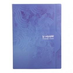 Cahier Calligraphe 192 pages - 24*32 - 70g - Piqué - Grands Carreaux