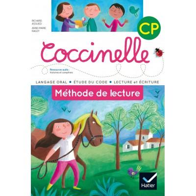 Coccinelle Français CP - Manuel - 2016 - Hatier