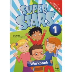 Super Stars 1 - Workbook - MM Publications