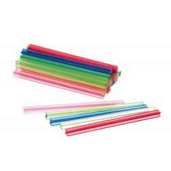 Paquet de 50 buchettes couleurs Ecolo