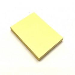 Paquet de Post-it 76*101 Jaune