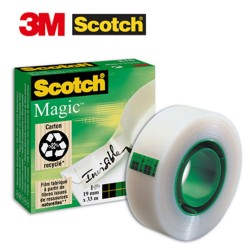 Scotch Magic 3M Invisible