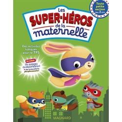 Les super héros de la maternelle TPS - 2018 - Magnard