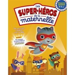 Les super héros de la maternelle MS - 2018 - Magnard
