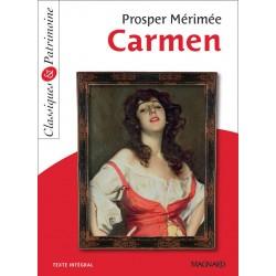 Carmen - Merimée - Classiques & Patrimoine N°37 - Magnard